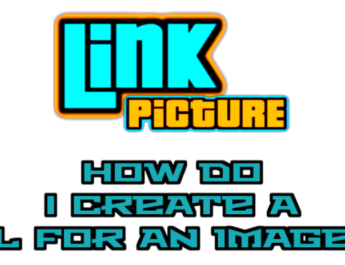 How do I create a URL for an image